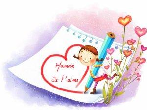 Lettre d'Adieu pour maman