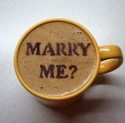 Epouse moi.