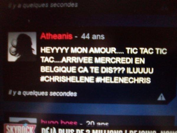 ✿ WELCOME IN BELGIQUE MON AMOUUUUR ✿
