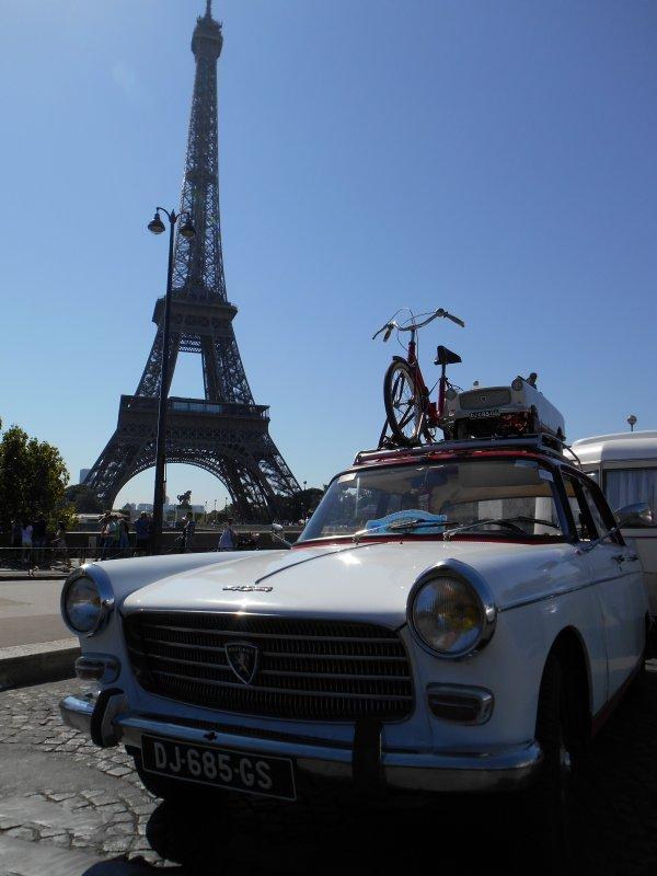 8éme traversée de paris