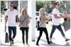 20/09/14 - Les mariés faisaient du shopping dans Beverly Hills avec Maui ~