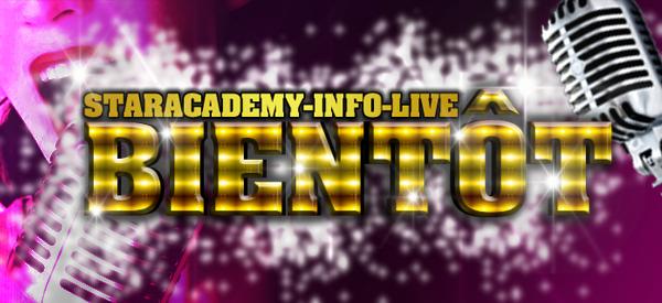 DE RETOUR : La Star Academy, prochainement ...