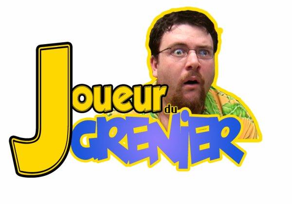 Le joueur du grenier, testeur de jeux rétro !