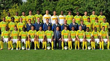 fc nantes saison 2010/11