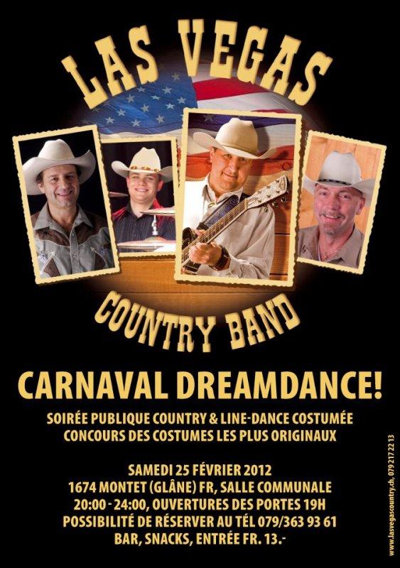 Las Vegas: Carnaval dreamdance.