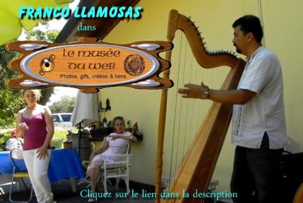 Franco Llamosas & Jacky Lagger.
