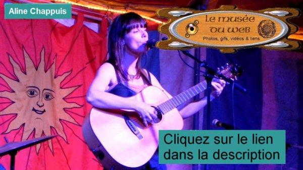 Aline Chappuis.