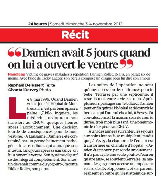Damien & Ridoud.