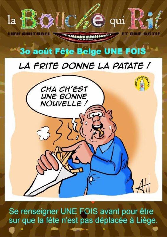 Agenda de la Bouche Qui Rit.