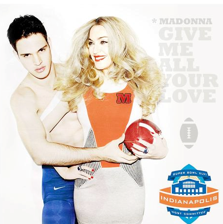 CONNEXION-MADONNA / Give Me All Your Luvin'  (2012)