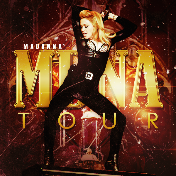 MDNA Tour / Girl Gone Wild (Live) (2012)