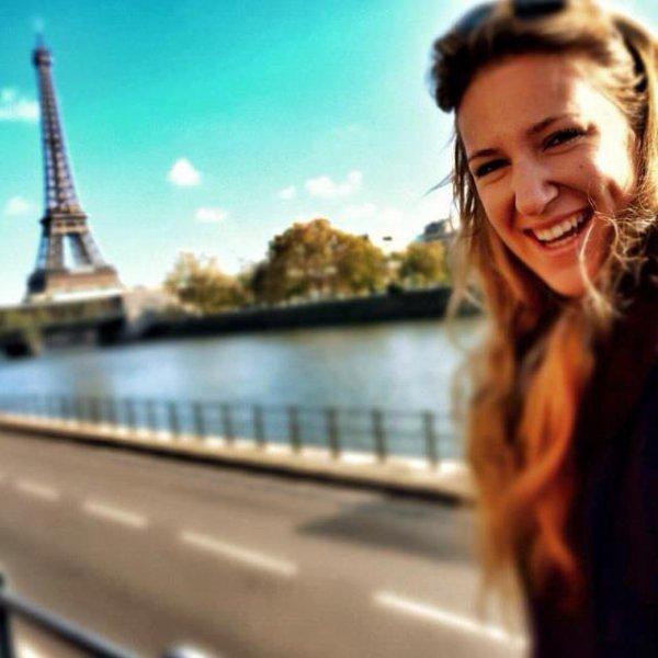 Vika à Paris