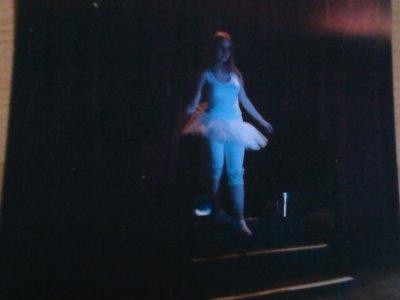 Danse comme si personne ne te regarder...