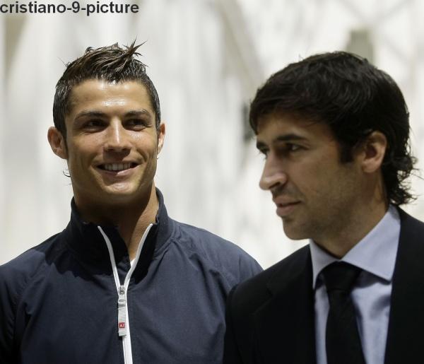 Cristiano et Raul