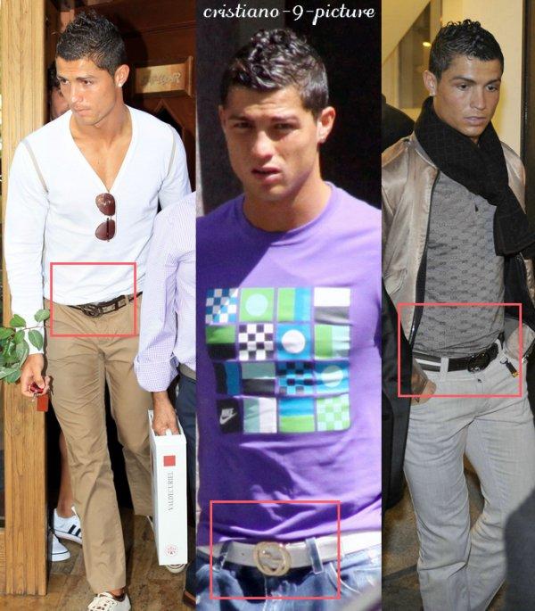 dd031c833d7 Après CR7   Armani   Quand CR7 met du Gucci - Photos de Cristiano ...