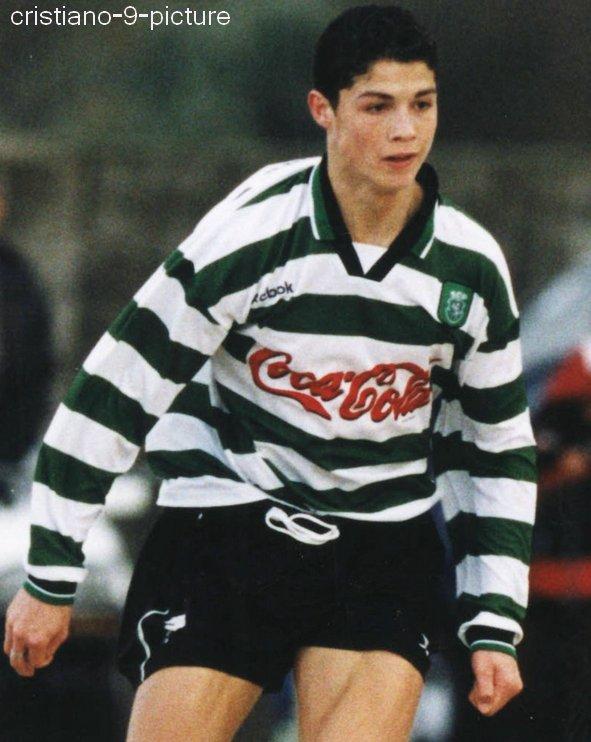 Souvenir Cristiano Enfant Photos De Cristiano Ronaldo