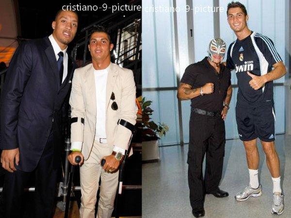 """Edition numéro de """" Cristiano star avec les stars """" : Avec ..."""