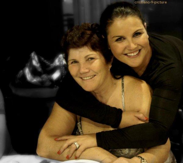 Photo de la semaine : Dolores et Katia