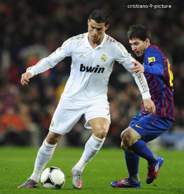 Real - Barcelone, 25/01/12