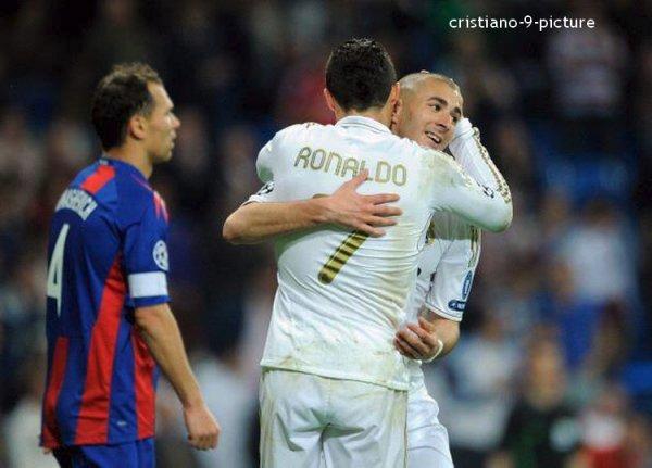 Real - CSKA Moscou, 14/03/12