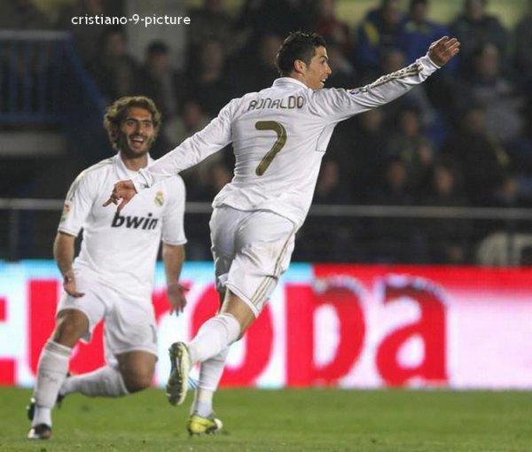 Real - Villarreal, 22/03/12