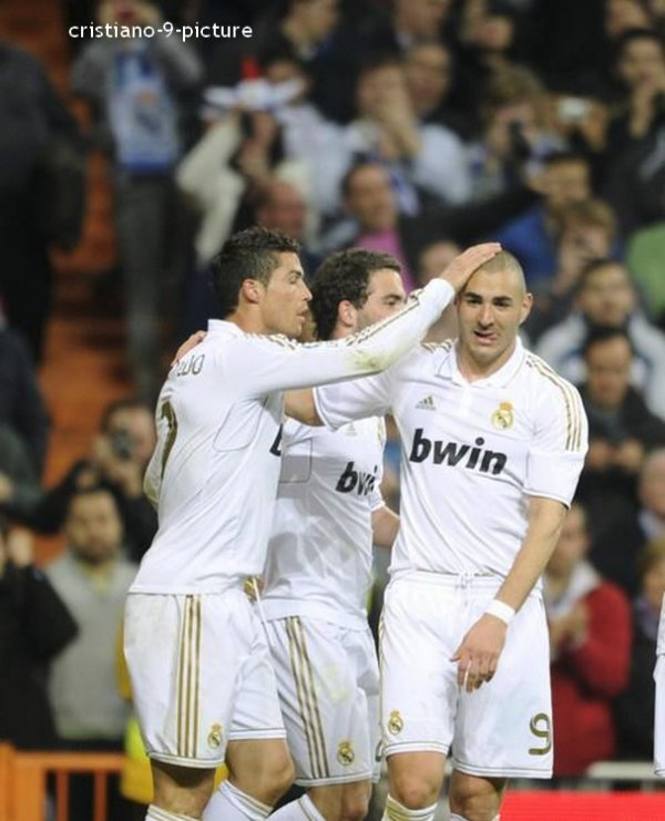 Real Madrid - Real Sociedad, 24/03/12