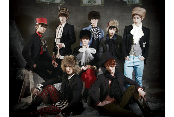 Super Junior M : Come Back