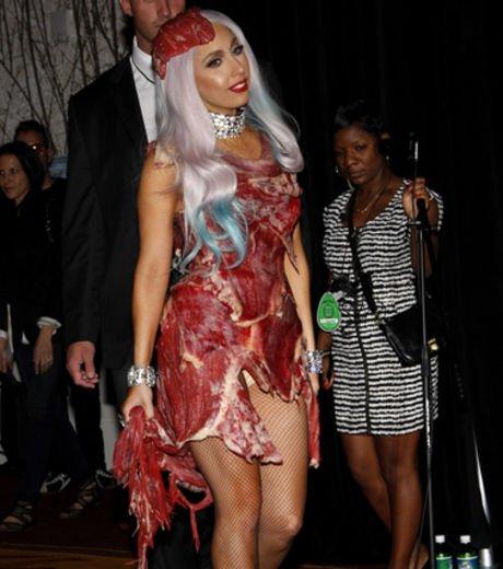 Quelques Tenues de Lady Gaga !