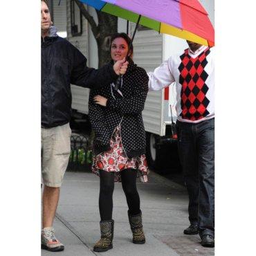 Britney Spears fait du lap dance/ Gossip Girl saison 5 tournage !
