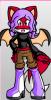 Bulba Purple (Perso addopter chez Sgt-3dsDeMinecraft)