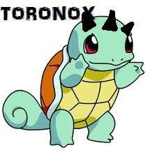 Toronox (Mon petit pokémon)