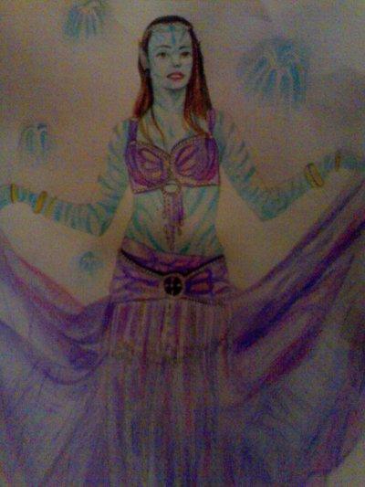 Quand Avatar rencontre la danse orientale