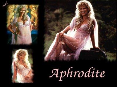 Les deesses que j'adore dans Xena: Aphrodite