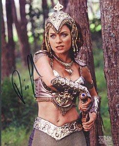 Les deesses que j'adore dans Xena: Athena