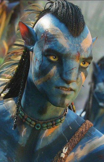 Avatar, il est beau, il est le 6ieme Toruk Makto, c'est un guerrier toutes les filles sont a ses pieds, Jake Sully Warrior