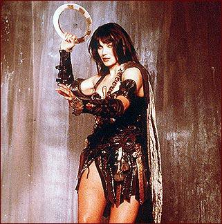 Ah, si j'étais une guerrière comme Xena!!!!!!!!!!!!!!!!!!!!!