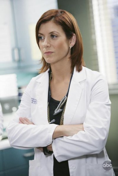 Kate Walsh ( Addison Montgomery)