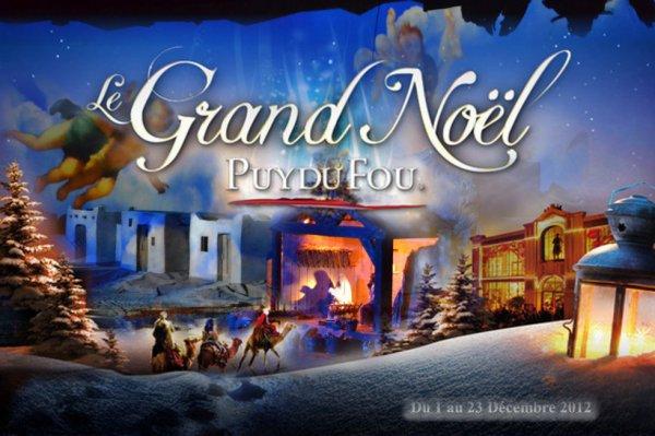 le grand noel du puy du fou Le Grand Noël du Puy du Fou 2012   La France, la Vendée, le Puy du Fou le grand noel du puy du fou