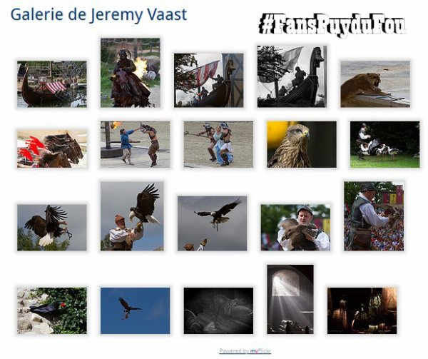 Jeremy #FansPuyduFou