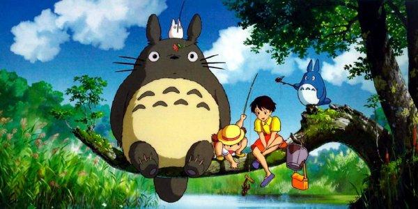 j'adore miyazaki