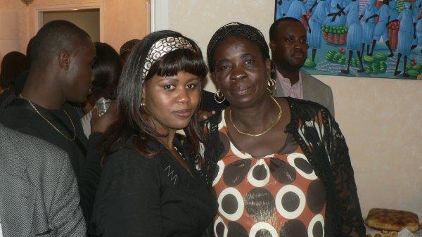 ma mère et ma tent