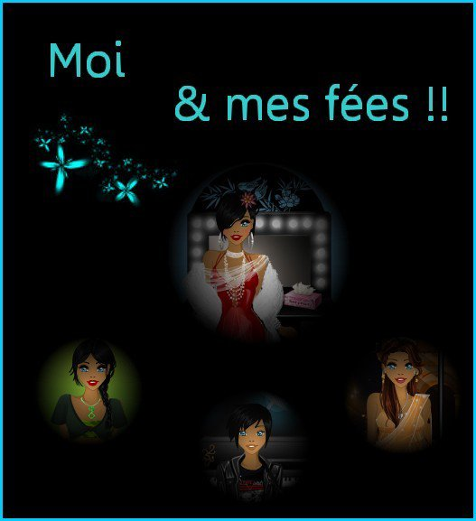 ♥ Moi & Mes Fées ♥ Mary-Higgins