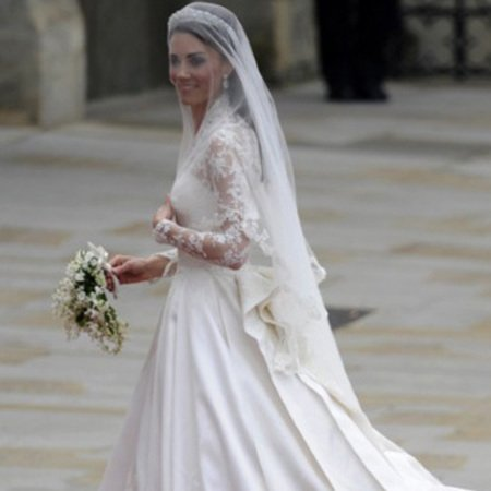 10 Best Wedding Dresses Of Celebrity Ever