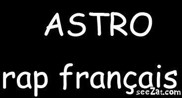 astro rap français