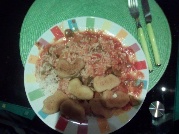 Repas du soir