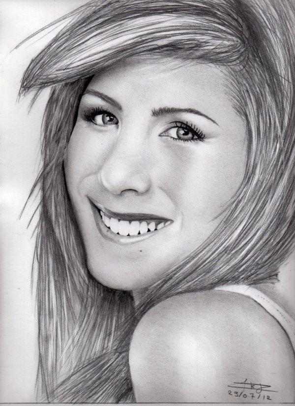 Portrait Jennifer Aniston