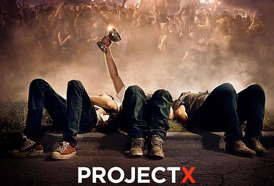 Project X, Pursuit of Happiness (2012)
