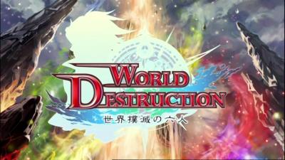 World Destruction- Sekai Bokumetsu no Rokunin