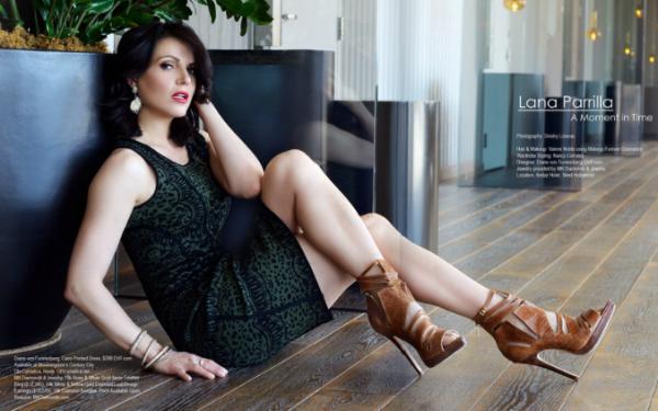 Lana Parrilla / jennifer Morrison