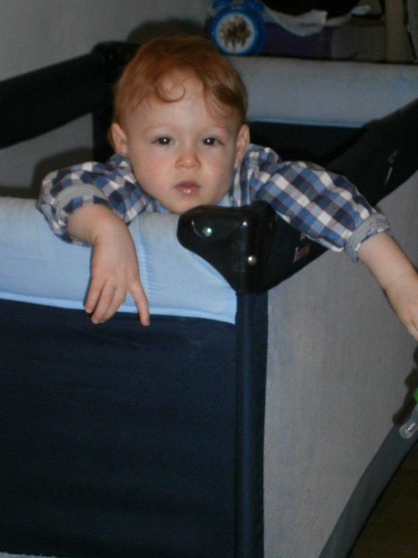 mon fils deja 1 ans